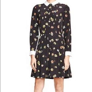 13315852c34 The Kooples Dresses | Tuxedo Dress With Lace And Satin Details ...
